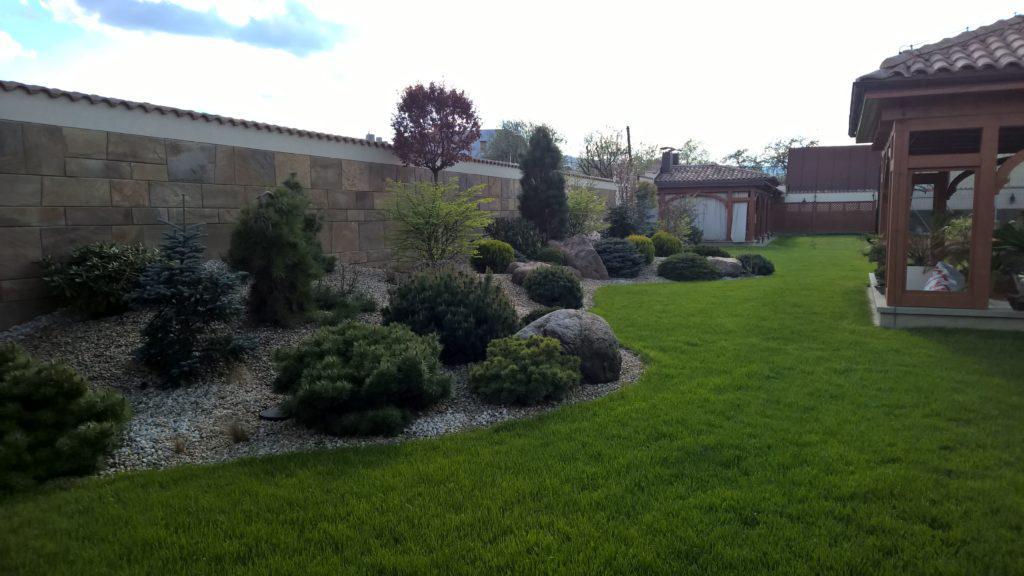 záhrada 1
