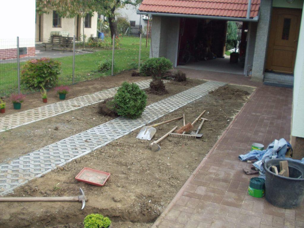 záhrada 3